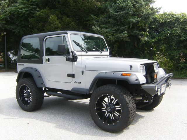 1988 Jeep Wrangler Sahara 4x4 West Chester, PA