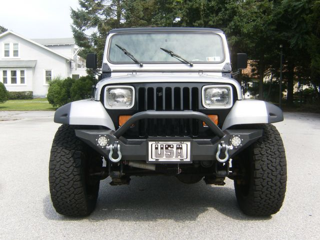 1988 Jeep Wrangler Sahara 4x4 West Chester, PA 7