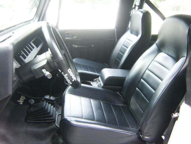 1988 Jeep Wrangler Sahara 4x4 West Chester, PA 9