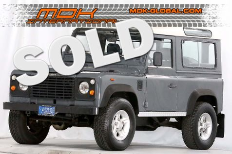 1988 Land Rover Defender  90 - 2.5L Turbo Diesel - LHD! in Los Angeles