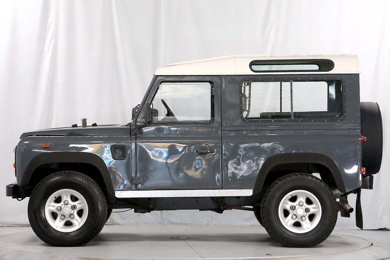 1988 Land Rover Defender  90 - 25L Turbo Diesel - LHD  city California  MDK International  in Los Angeles, California