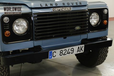 1988 Land Rover DEFENDER  SANTANA DIESEL 300 TDI TURBO 5 SPEED LHD DRY | Denver, CO | Worldwide Vintage Autos in Denver, CO
