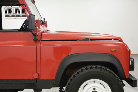1988 Land Rover DEFENDER  SANTANA DIESEL 5 SPEED LHD DRY 4x4 LOW MILES | Denver, CO | Worldwide Vintage Autos in Denver, CO