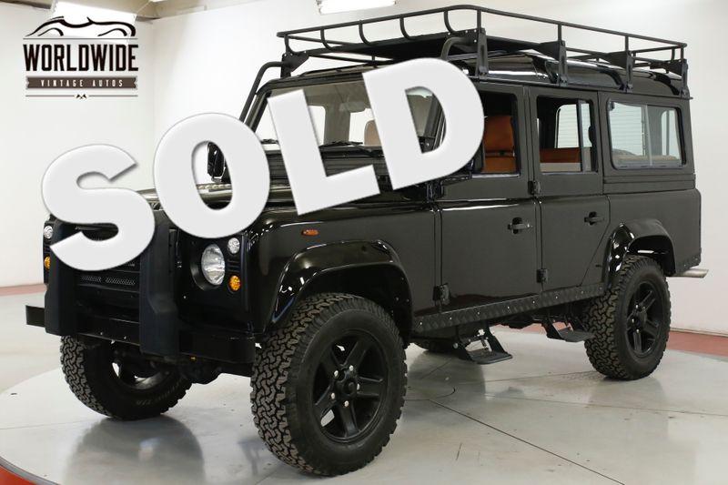 1988 Land Rover DEFENDER LS3 V8 CONVERSION! AC! AUTO! RESTOMOD | Denver, CO | Worldwide Vintage Autos
