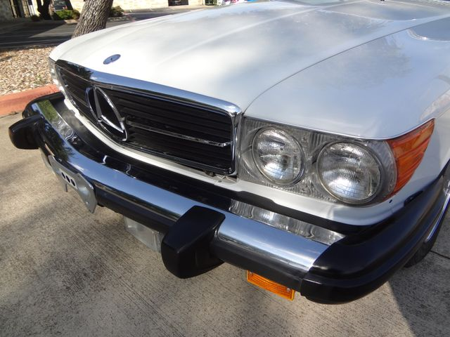 1988 Mercedes-Benz 560 Series 560SL Austin , Texas 22