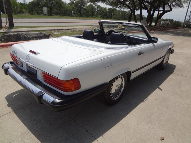 1988 Mercedes-Benz 560 Series 560SL Austin , Texas 9