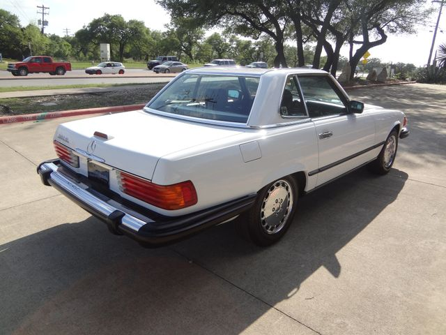 1988 Mercedes-Benz 560 Series 560SL Austin , Texas 8
