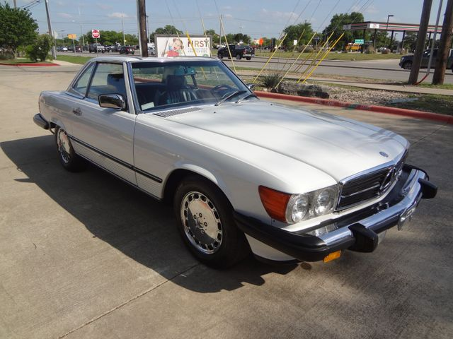 1988 Mercedes-Benz 560 Series 560SL Austin , Texas 13