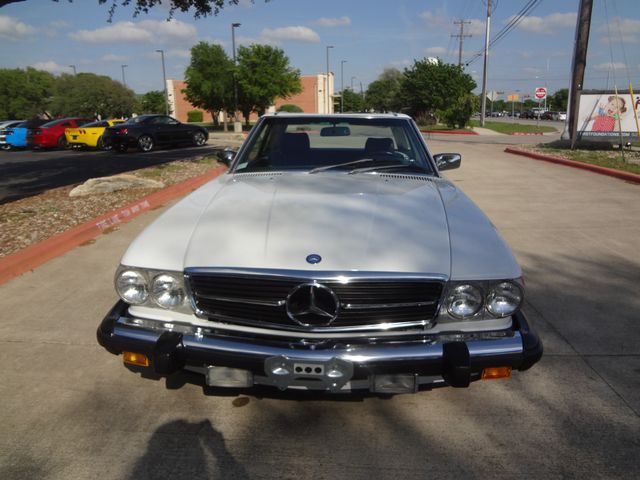 1988 Mercedes-Benz 560 Series 560SL Austin , Texas 15
