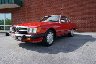 1988 Mercedes-Benz 560 Series 560SL in Loganville Georgia, 30052