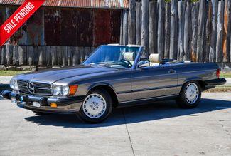 1988 Mercedes-Benz 560SL  in Wylie, TX