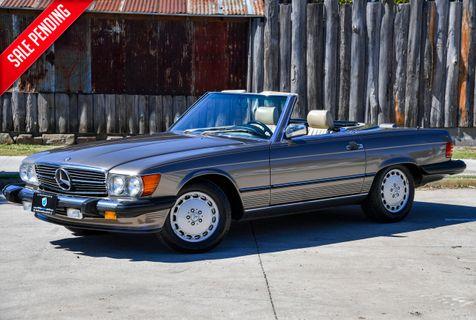 1988 Mercedes-Benz 560SL  Roadster in Wylie, TX