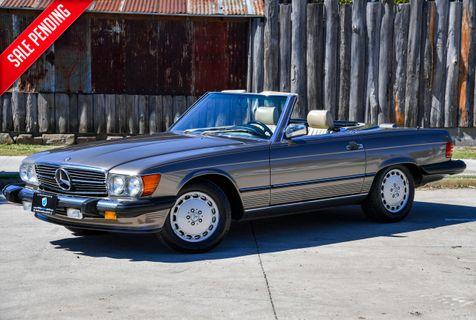 1988 Mercedes-Benz 560SL  Roadster in Wylie, TX