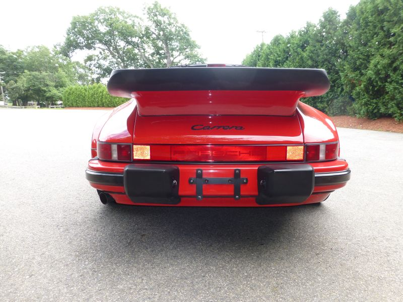1988 Porsche 911 Carrera  Wide Body  city MA  European Motorsports  in Lawrence, MA