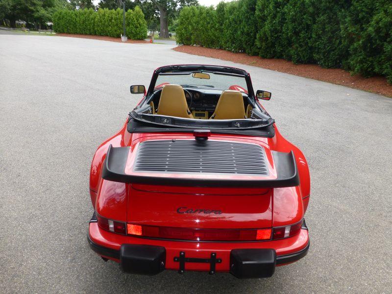 1988 Porsche 911 Carrera  Wide Body  city MA  European Motorsports  in Lawrence, MA