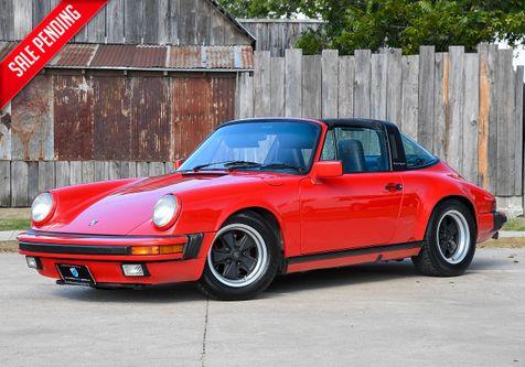 1988 Porsche 911 Carrera Targa in Wylie, TX