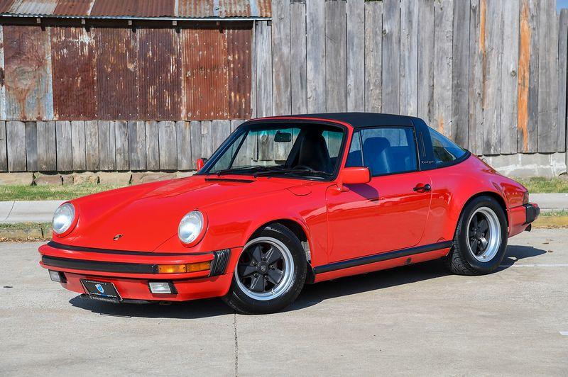 1988 Porsche 911 Carrera Targa  city TX  Dallas Motorsports  in Wylie, TX