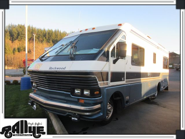 1988 Rockwood 28FT MOTORHOME