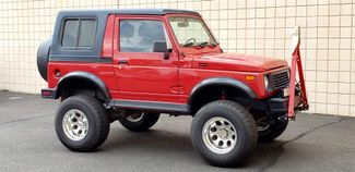 "1988 Suzuki Samurai JL 4X4 4"" LIFT REMOVABLE HARD TOP Phoenix, Arizona"