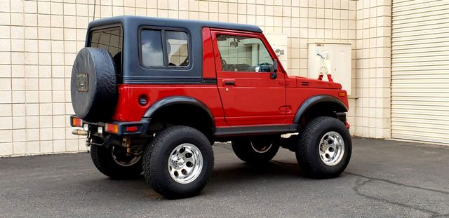 "1988 Suzuki Samurai JL 4X4 4"" LIFT REMOVABLE HARD TOP Phoenix, Arizona 1"