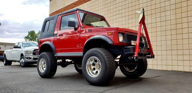 "1988 Suzuki Samurai JL 4X4 4"" LIFT REMOVABLE HARD TOP Phoenix, Arizona 13"