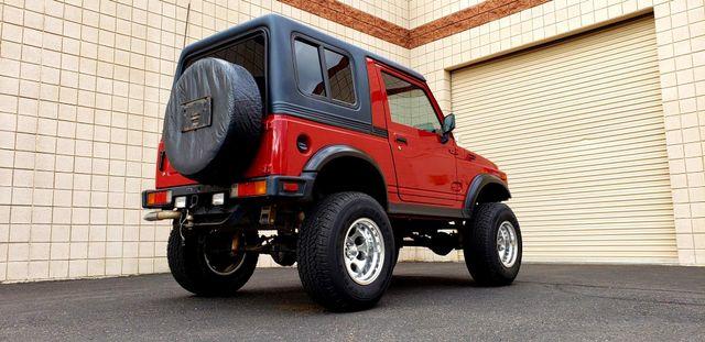 "1988 Suzuki Samurai JL 4X4 4"" LIFT REMOVABLE HARD TOP Phoenix, Arizona 9"