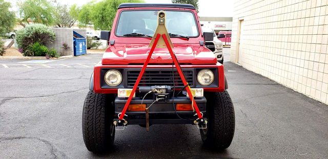 "1988 Suzuki Samurai JL 4X4 4"" LIFT REMOVABLE HARD TOP Phoenix, Arizona 10"