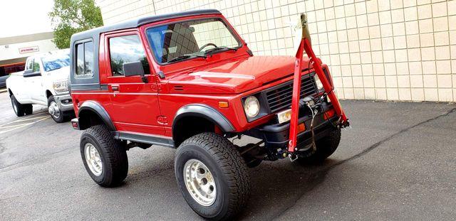 "1988 Suzuki Samurai JL 4X4 4"" LIFT REMOVABLE HARD TOP Phoenix, Arizona 7"