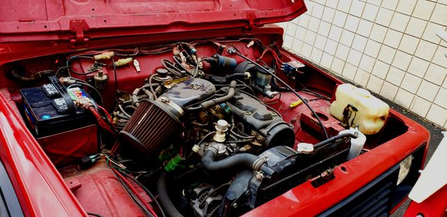 "1988 Suzuki Samurai JL 4X4 4"" LIFT REMOVABLE HARD TOP Phoenix, Arizona 4"
