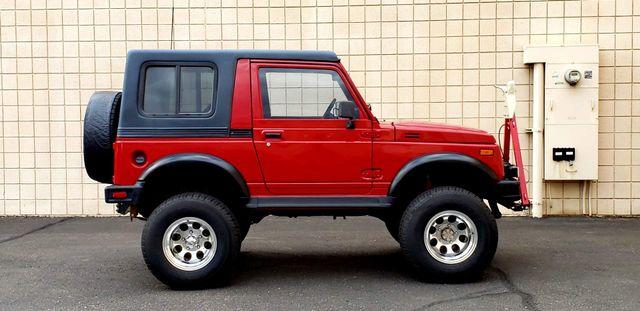 "1988 Suzuki Samurai JL 4X4 4"" LIFT REMOVABLE HARD TOP Phoenix, Arizona 14"