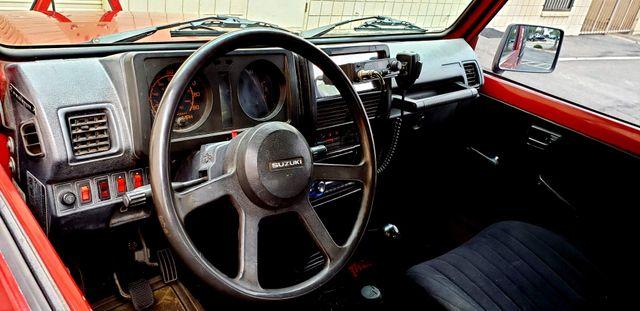 "1988 Suzuki Samurai JL 4X4 4"" LIFT REMOVABLE HARD TOP Phoenix, Arizona 3"