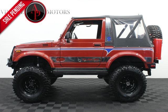 1988 Suzuki Samurai Deluxe