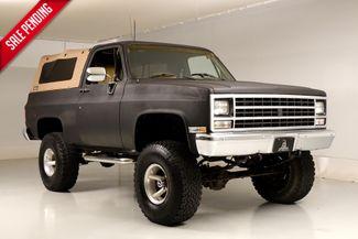 1989 Chevrolet Blazer 4x4* Rhino Lined* Rare*  | Plano, TX | Carrick's Autos in Plano TX