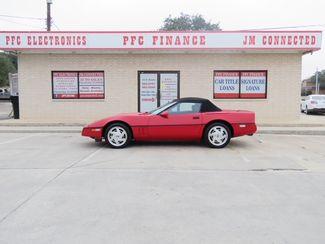 1989 Chevrolet Corvette Convertible in Devine, Texas 78016