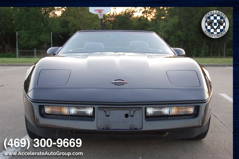 1989 Chevrolet Corvette LOW MILES, RARE COLOR in Rowlett, Texas