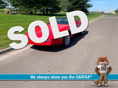 1989 Chevrolet Corvette  in Great Falls, MT