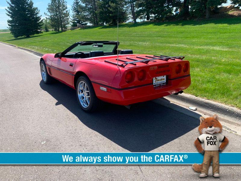 1989 Chevrolet Corvette   city MT  Bleskin Motor Company   in Great Falls, MT