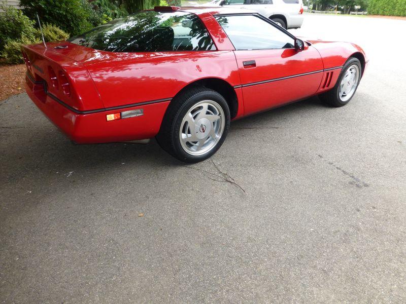1989 Chevrolet Corvette   city MA  European Motorsports  in Lawrence, MA