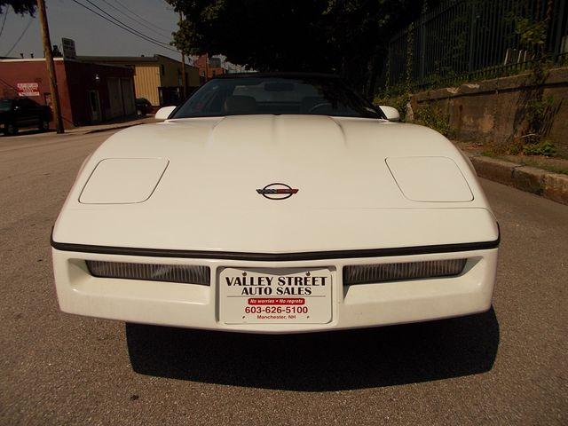 1989 Chevrolet Corvette Manchester, NH