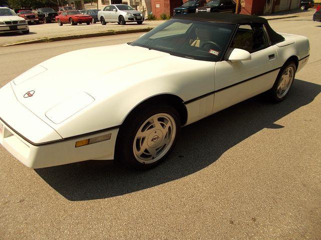 1989 Chevrolet Corvette Manchester, NH 2