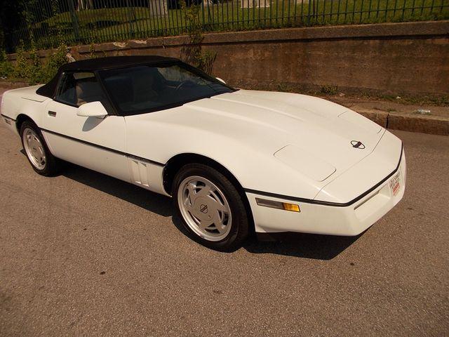 1989 Chevrolet Corvette Manchester, NH 3