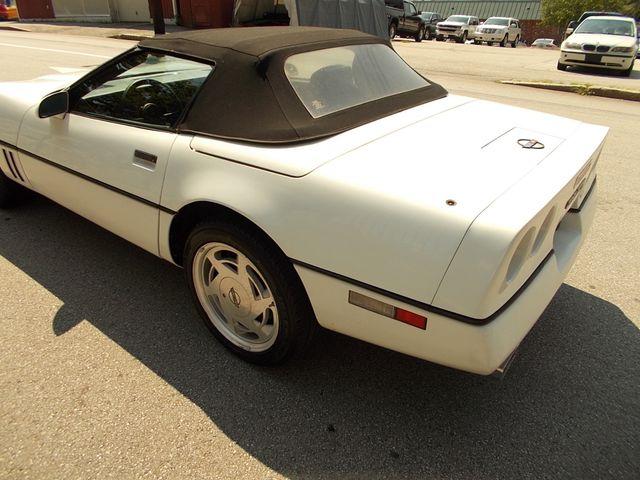 1989 Chevrolet Corvette Manchester, NH 6