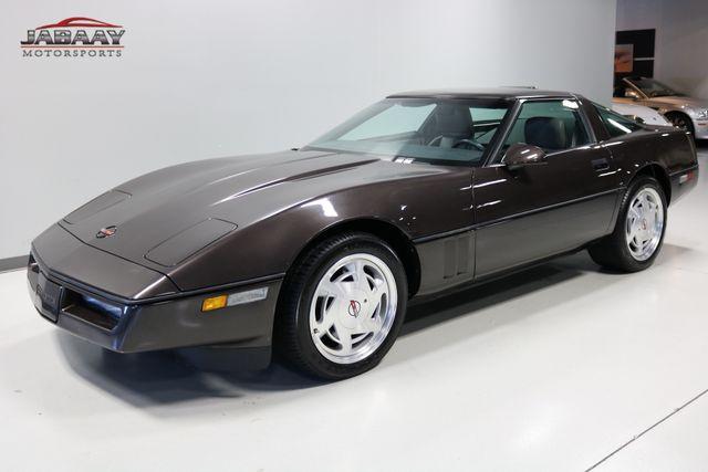 1989 Chevrolet Corvette Coupe Merrillville, Indiana 26