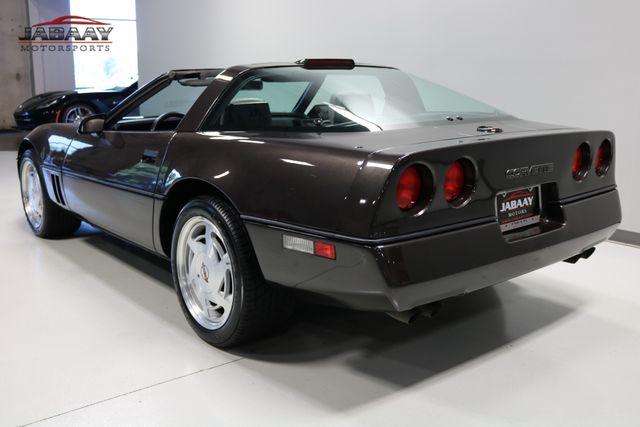 1989 Chevrolet Corvette Coupe Merrillville, Indiana 2