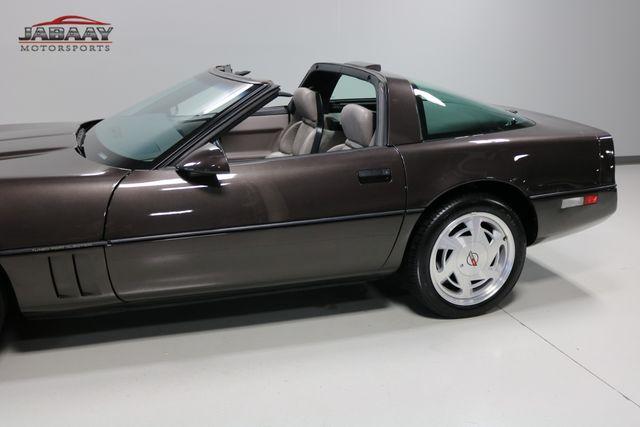 1989 Chevrolet Corvette Coupe Merrillville, Indiana 34