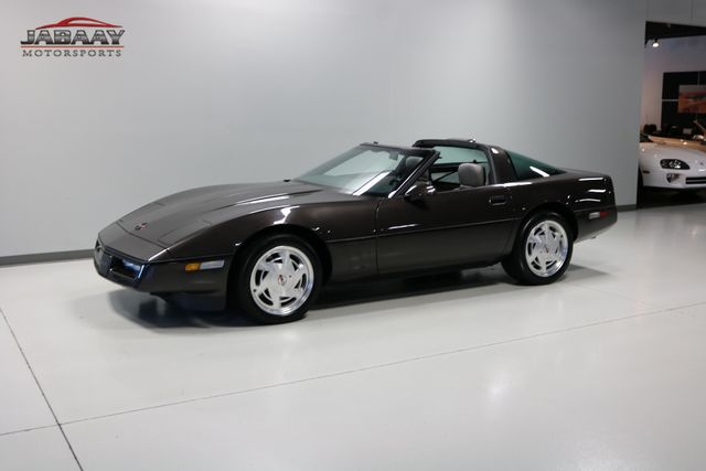 1989 Chevrolet Corvette Coupe Merrillville, Indiana 35
