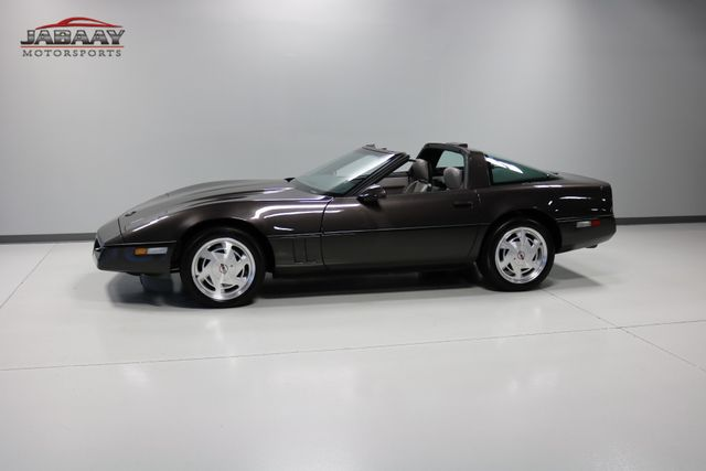 1989 Chevrolet Corvette Coupe Merrillville, Indiana 36
