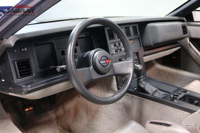 1989 Chevrolet Corvette Coupe Merrillville, Indiana 10