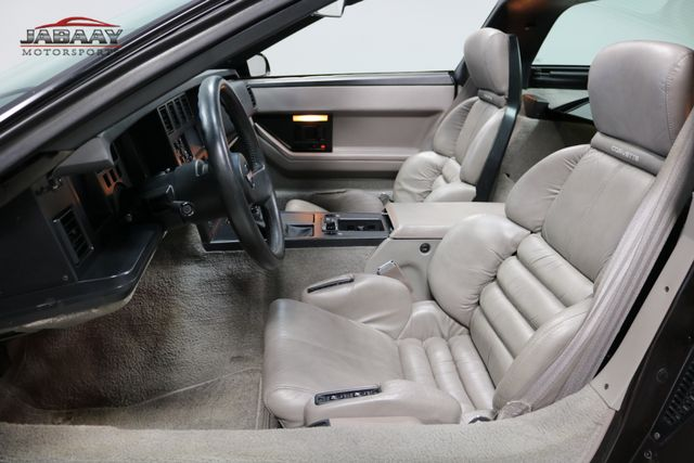 1989 Chevrolet Corvette Coupe Merrillville, Indiana 11