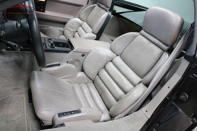 1989 Chevrolet Corvette Coupe Merrillville, Indiana 12